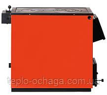 Твердотопливный котел BULAT ECO-22 P с плитой, фото 3