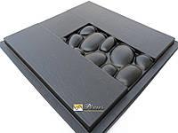"""Пластиковая форма для 3D панелей """"Камни в дереве"""" (форма для 3д панелей из абс пластика)"""