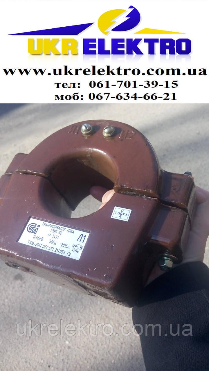 Трансформатор тока ТЗРЛ-70