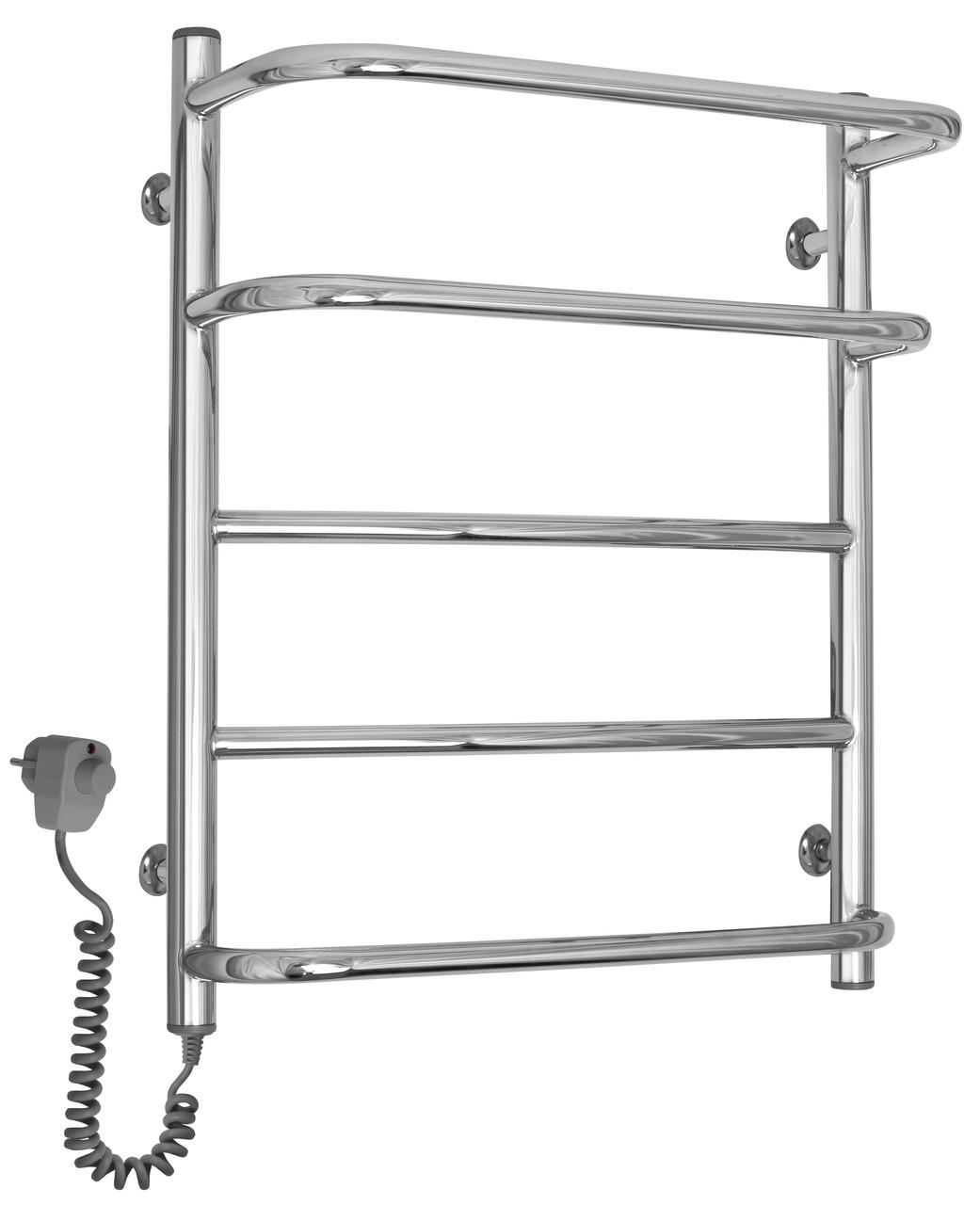 Полотенцесушитель електричний Paladii Тріумф Електро 600x500/5 лівий без регулятора