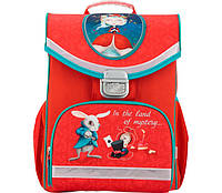 Рюкзак школьный каркасный (ранец) kite 529 Alice in wonderland K17-529S-1