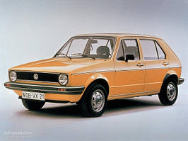 VW Golf/Jetta (Хэтчбек, Седан) (1974-1983)