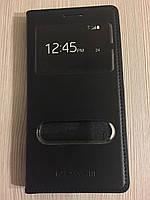 Кожаная книжечка Samsung Galaxy S3 черная , фото 1