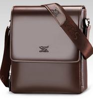 Мужская кожаная сумка. Модель 61170