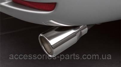 Насадка на глушитель Toyota RAV4 2009-2012 Новая Оригинальная
