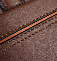 Мужская кожаная сумка. Модель 61172, фото 5