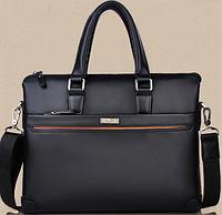 Мужская кожаная сумка. Модель 61172, фото 3