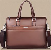 Мужская кожаная сумка. Модель 61172