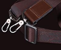 Мужская кожаная сумка. Модель 61172, фото 7