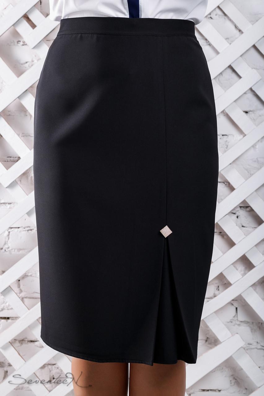 4f2da798fdc Стильная женская юбка-карандаш (итальянская костюмная ткань ...