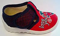 Обувь для девочек Текстиль Даша 249-95-647(25) Waldi Украина