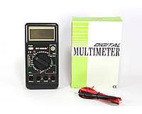 Мультиметр DT 890 B, цифровой, LCD, 1000 В, 20A, автовыключение, защита от перегрузок, тестер цифровой