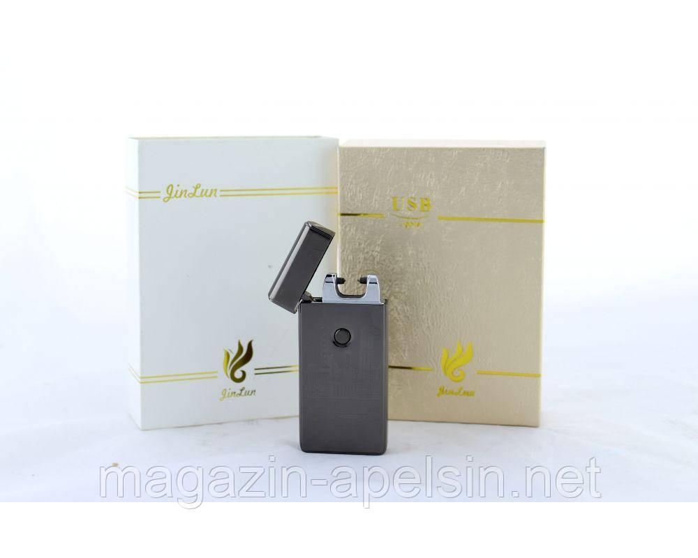 """Зажигалка M1 C33F63 0361, электрическая, USB зарядка, металл, универсальная, карманная зажигалка - интернет-магазин """"Апельсин"""" в Одессе"""