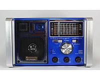 Радиоприемник MR DP668 MIC, диктофон, разъем карты памяти /флешки, аккумулятор, пульт ДУ, портативная акустика