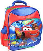 Рюкзак ранец для Мальчика школьный Молния Маккуин, Тачки (McQueen Cars ). Начальная школа