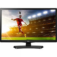 Телевизор LG 28MT48DF black