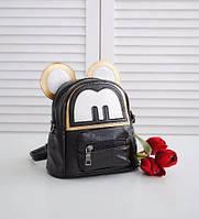 Женский мини рюкзак мики, рюкзак для девочек, модный рюкзак, рюкзак для модниц, фото 1