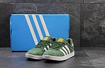 Мужские кроссовки Adidas 350 зеленые 44р, фото 2