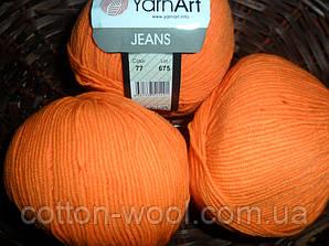 YarnArt Jeans (Ярнарт Джинс) 77