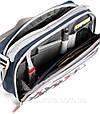 Женская сумка Sumdex PJA-677TW белая с голубым, фото 6