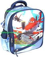 Рюкзак ранец для Мальчика школьный Летачки, Литачки, Самолёты (Planes). Начальная школа