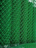 Сетка ПВХ 50х50 2,5 мм 1,5х10м (Зеленая) (2000000081601)