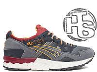 Мужские кроссовки Asics Gel Lyte V Dark Grey/Grey H519L-1611