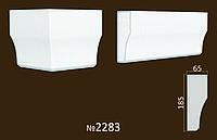 Раздельная полоса №2283 фасадній декор из пенопласта. цену уточняйте