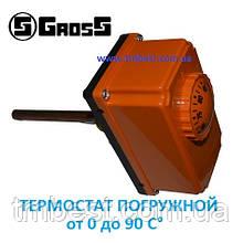 Термостат погружной 0 - 90 С° Gross