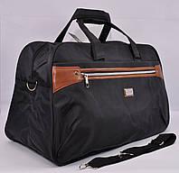 Дорожная сумка RVS 8068 черная большая
