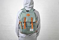 Рюкзак Herschel серый светлый хаки