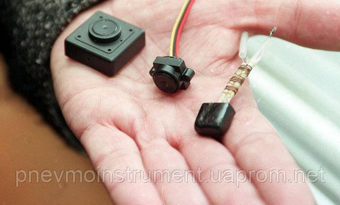 Выявление скрытых видеокамер, жучков, радиомикрофонов