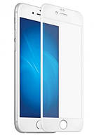 Захисне скло Apple Iphone7 3D Cover 0.3 mm 4.7 БІЛЕ SKU0000793