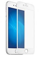 Защитное стекло Apple Iphone7 3D Cover 0.3 mm 4.7 БЕЛОЕ SKU0000793
