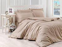 Комплект постельного белья, сатин жаккард