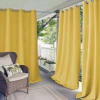 Уличная водонепроницаемая 3-метровая мягкая шторно-обивочная ткань- для уличной мебели и уличных штор. , фото 1