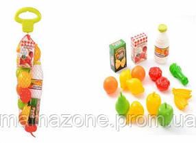 Детский игровой набор овощей Ecoiffier 951