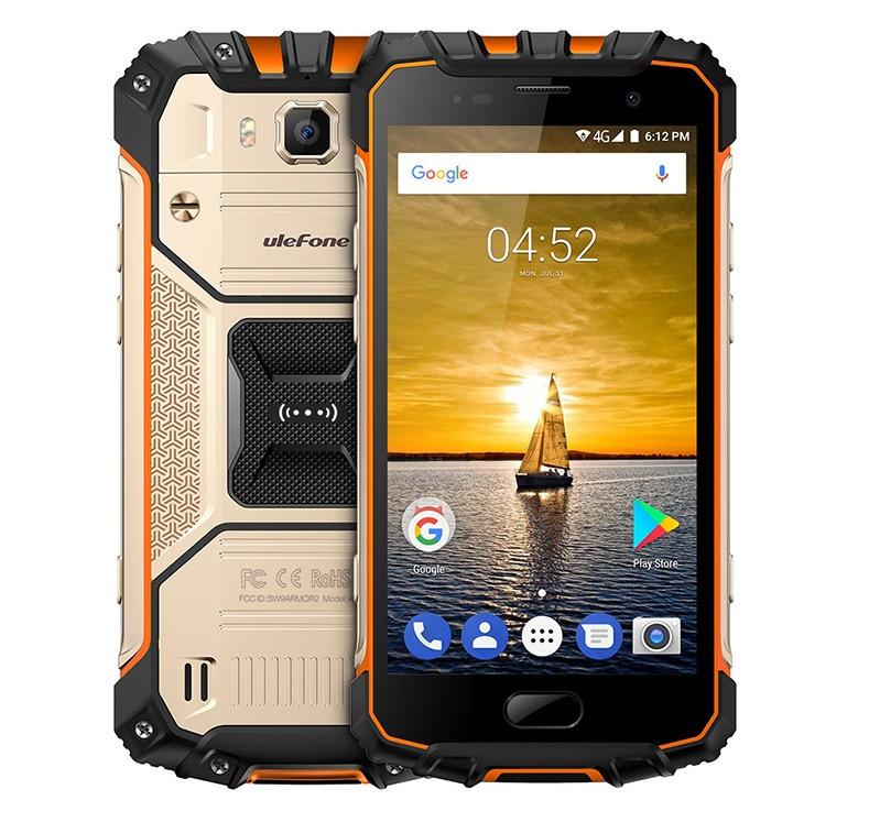 Смартфон Ulefone Armor 2 6Gb IP68