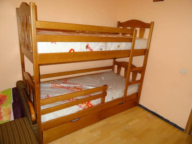 Ліжко двоярусне Сонька колір 107 19