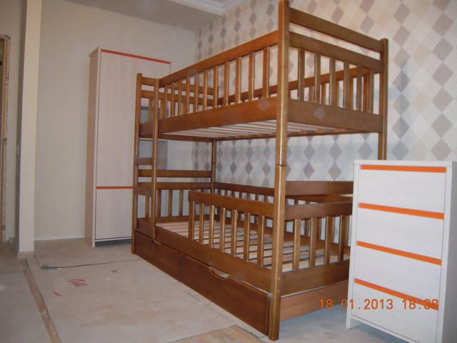 Ліжко двоярусне Том і Джері 21