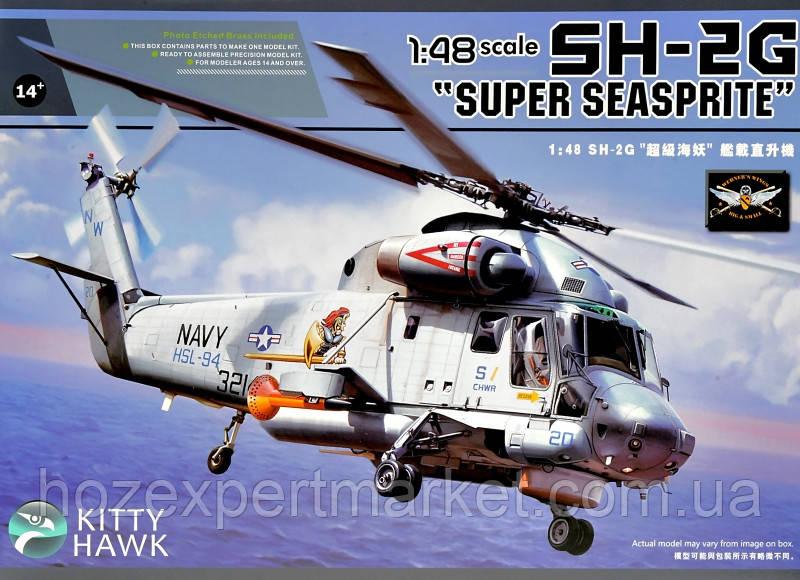 "Вертолет SH-2G ""Super Seasprite"""