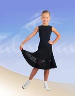 Костюм для Латины:юбка ЮЛ-709/1 + блуза БЛ-708/1 (в наличии костюм р.38)