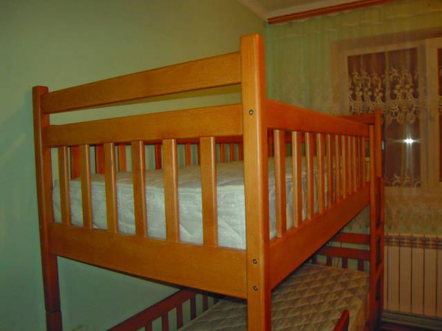 Ліжко двоярусне Том і Джері 15