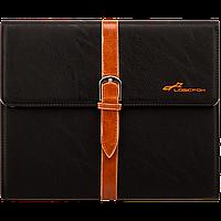 "9.7"" LF-570BK Чехол для iPad, планшета до 9.7"" кожзам, черный"