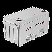 Аккумулятор гелевый  LPM-GL 12 - 65 AH ТМ Logicpower