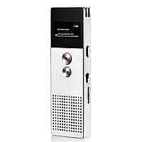 Цифровой диктофон Benjie C6, 8 Гб с функцией MP3 плеера.