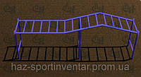 Криволинейная гимнастическая лестница