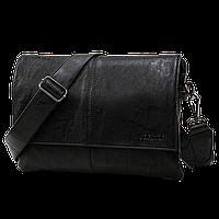 Мужская кожанная ручная сумка