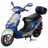 Мотороллер Spark SP80S-15 (синий)
