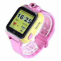 Детские умные часы с GPS Q200 на Android 4.4 с камерой и 3G!